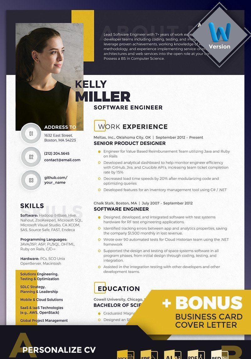 engineer creative resume for freshers  best resume examples