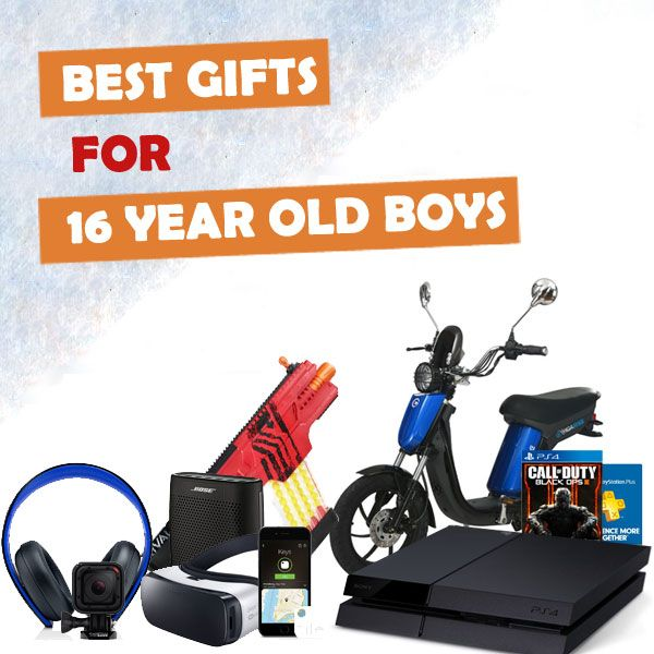Whether you are looking for Christmas gift ideas or Birthday gift ideas, we  rounded up the best gifts for 16 year old boys. Check out over 150 gift  ideas. - Gifts For 16 Year Old Boys [Hundreds Of Choices] - Christmas And