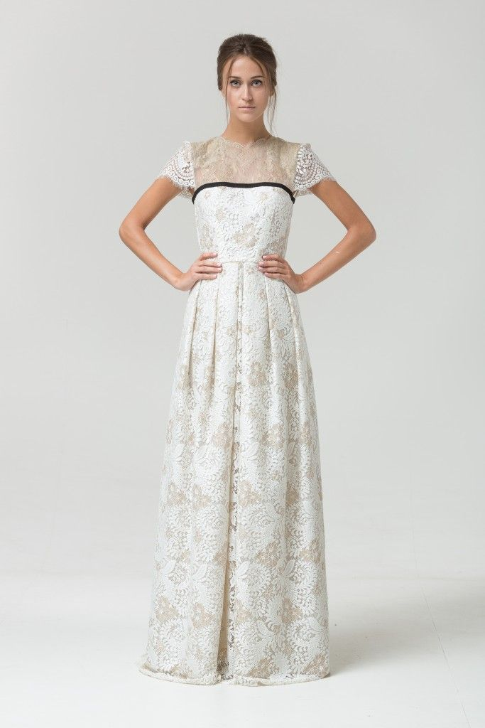 Lara | KATYA KATYA SHEHURINA – Vintage inspired lace wedding dresses ...
