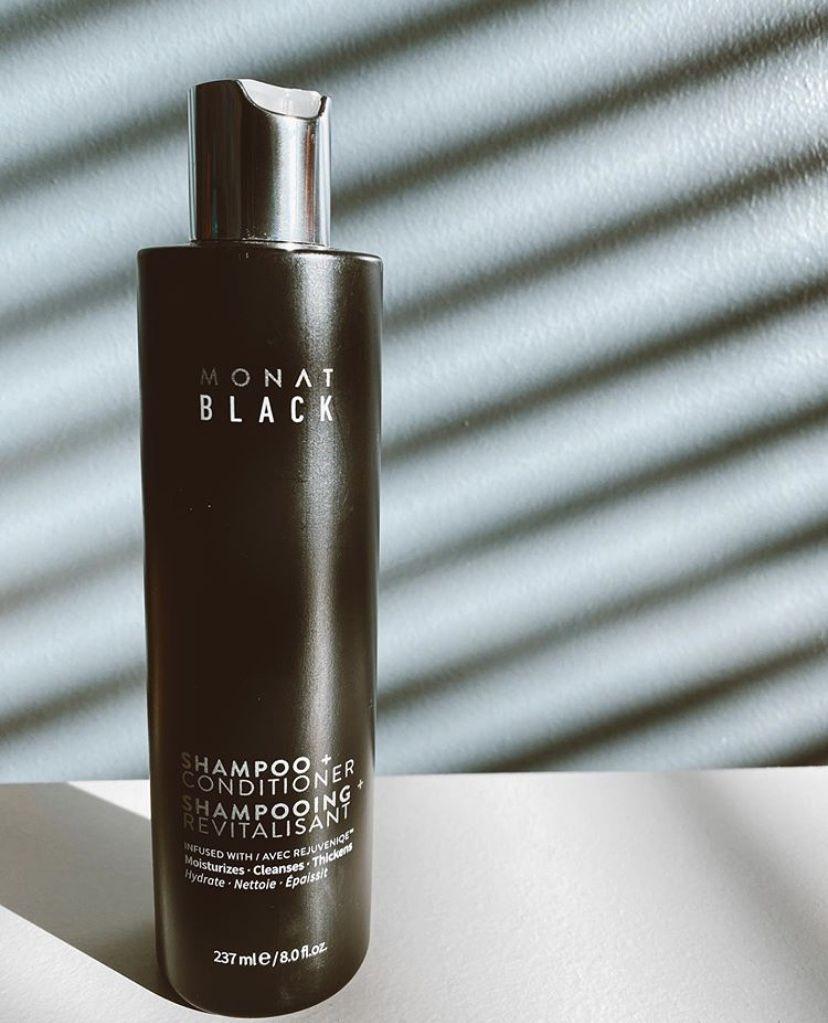 Black Shampoo & Conditioner