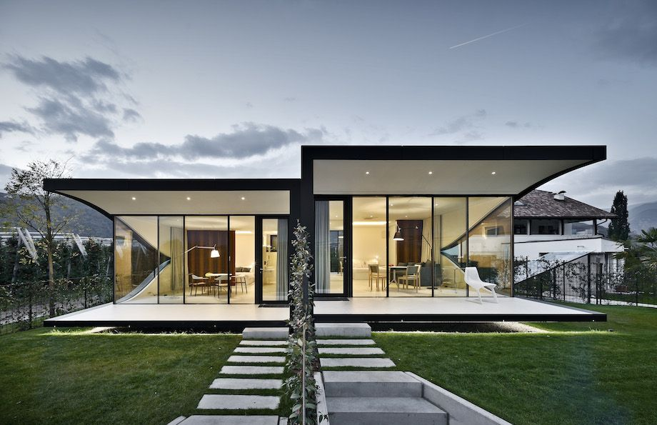 Mirror Houses by Peter Pichler Architecture | iGNANT.de