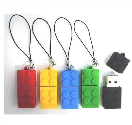LEGO Brick - 16GB USB Flash Drive (Available in 5 Colors ...