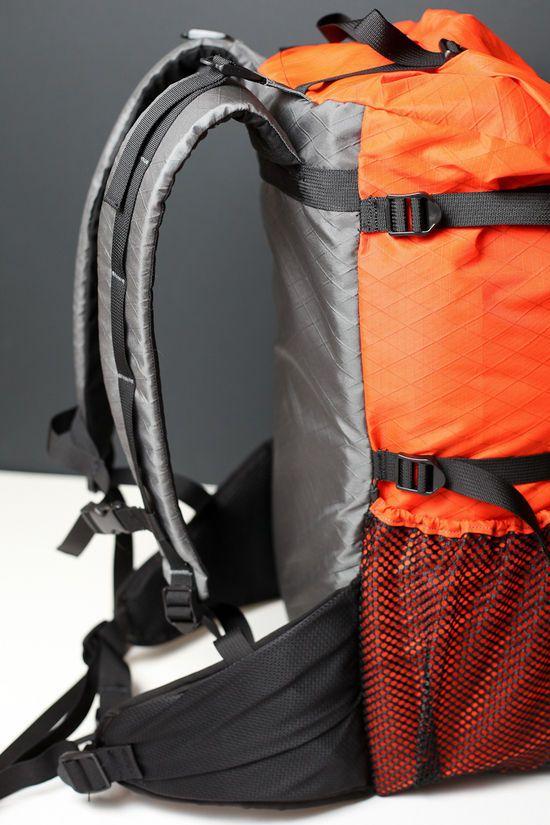 bf75e090d7 Padded Backpack Straps