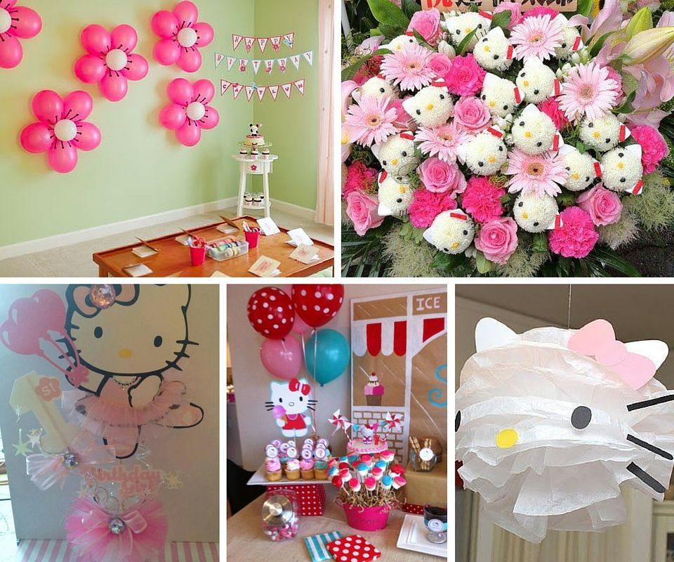 Hello Kitty Party Ideas Girls Party Ideas At Birthday In