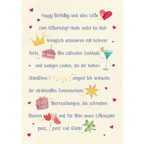 Alle Lieben Wunsche Zum Geburtstag Spruche Zum Geburtstag