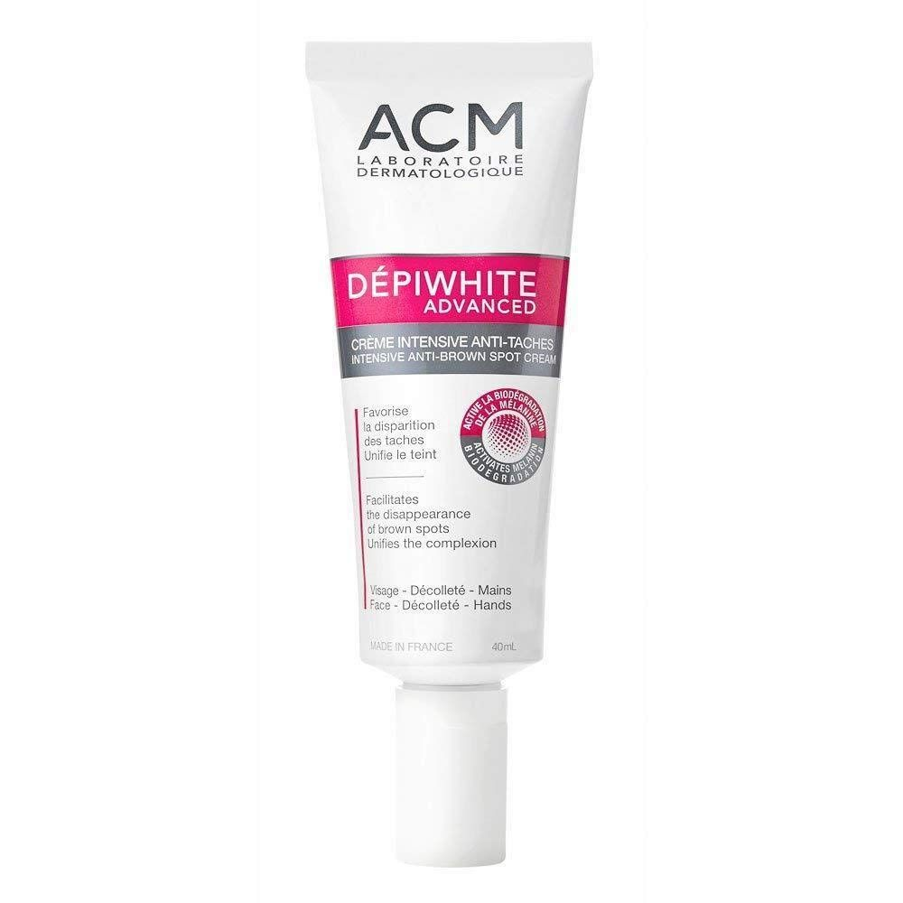 Acm Laboratoires Depiwhite Advanced Intensive Anti Brown Spot Cream 40ml New Great Skincare Click Image For More Det Brown Spot Cream Brown Spots Skin Care