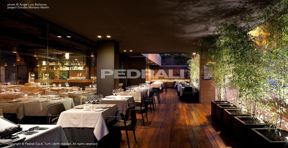Arredamento ristoranti moderno e di design. Contract
