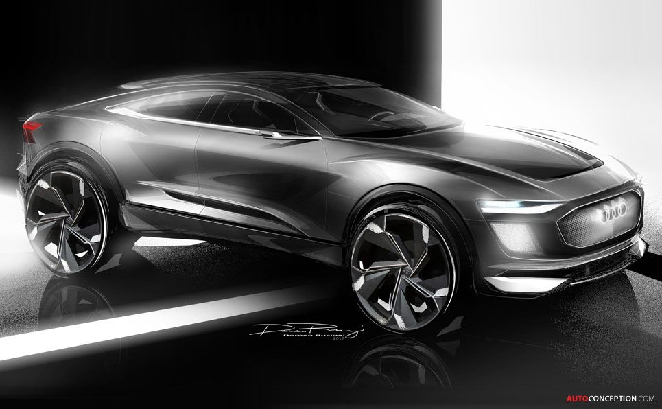 New Audi etron Sportback Concept Confirmed for Production  Cars