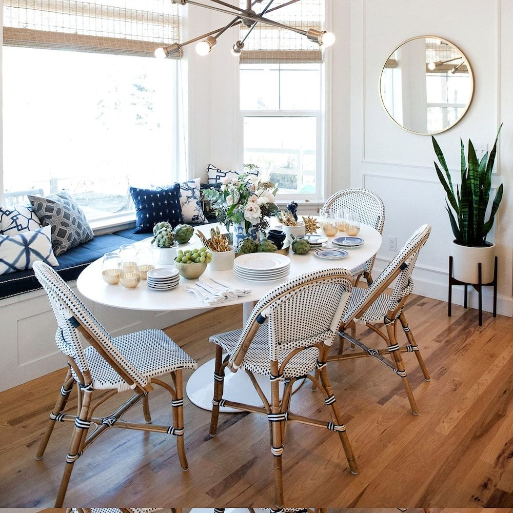 Shop Nuevo Living Hgem1 Echo Oval Dining Table At The Mine Browse