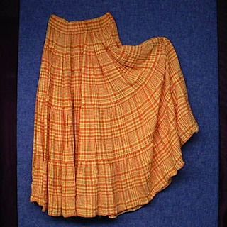 How To Make A Skirt Crinkled Crinkled Broomstick Skirt
