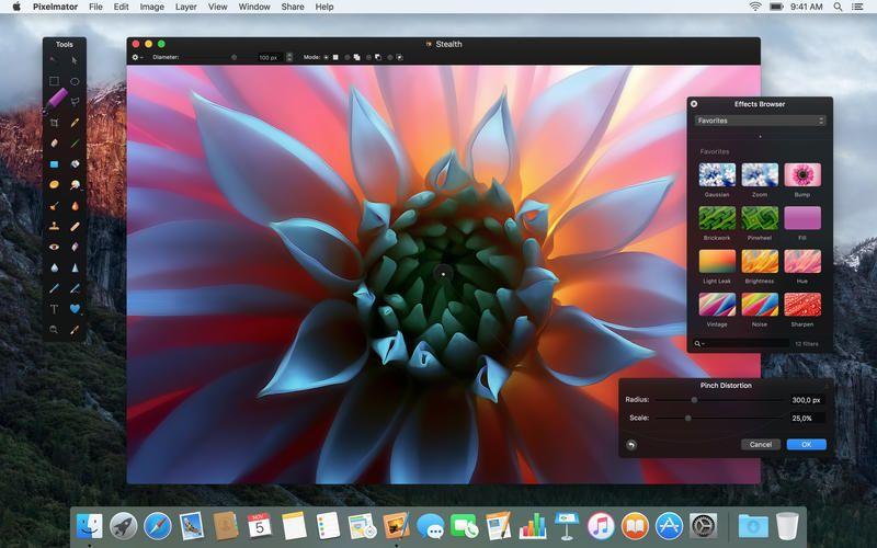 Pixelmator pre OS X prichádza s upgradom! - http://detepe.sk/pixelmator-os-x-prichadza-upgradom/
