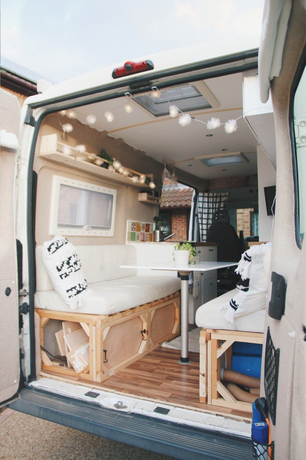 Photo of Campervan Conversion Update / 08 – April Everyday