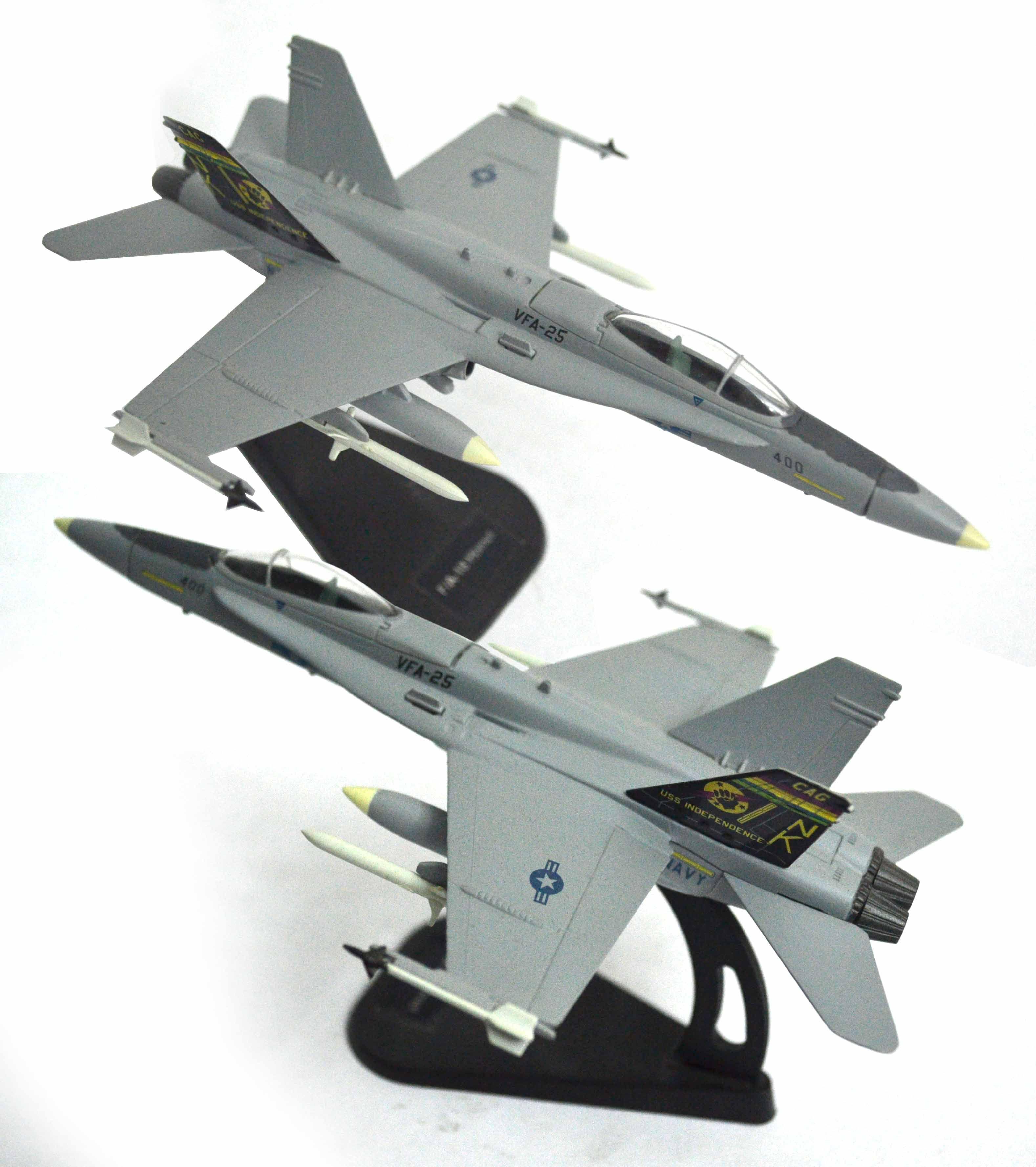 F/A-18   1:100  diecast