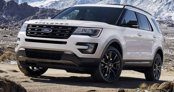 Ford Explorer Xlt Sport Appearance Package 2019 Ford Explorer Ford Explorer Ford Explorer Sport