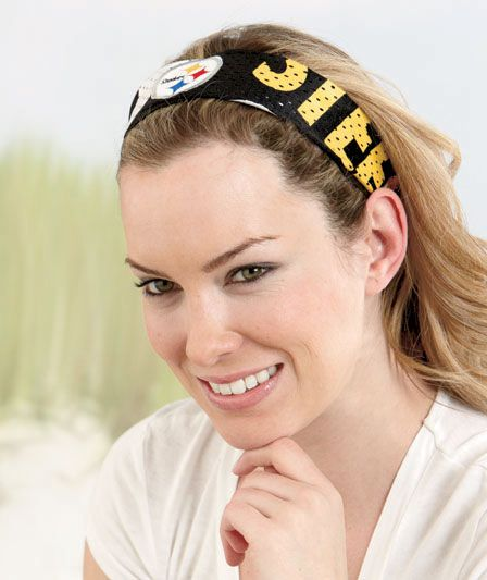 women's nfl fan headbands crafts