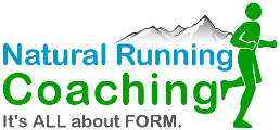 Natural Running Coaching.  Learn barefoot style running form.  Reduce injury and increase efficiency.  Barefoot Angie Bee is one of the coach extraordinaires!