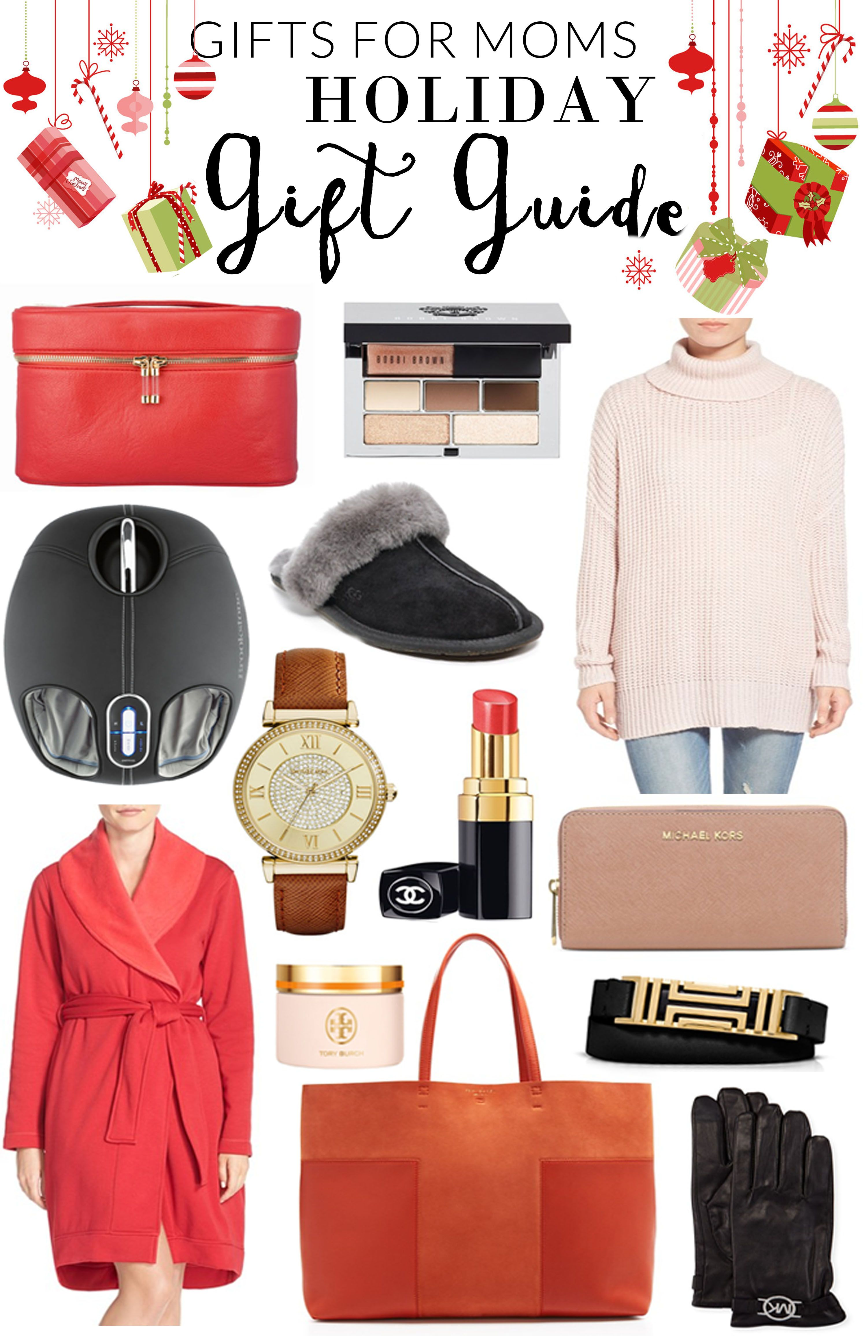 "Holiday Gift Guide For Mom ""AWESOME Blogs to Follow"