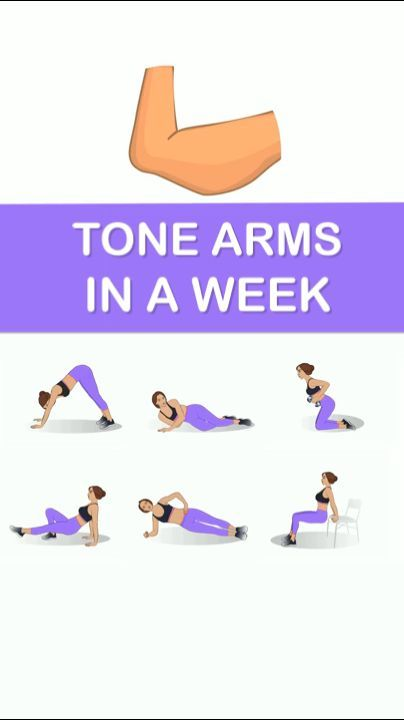 7 Days Arm-Toning Workout Challenge that can be fit easily in your daily life ro... - #ArmToning #Challenge #daily #Days #easily #Fit #life #ro #Workout