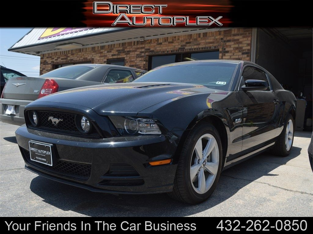 2014 Ford Mustang Gt At Direct Autoplex In Midland Texas 2014