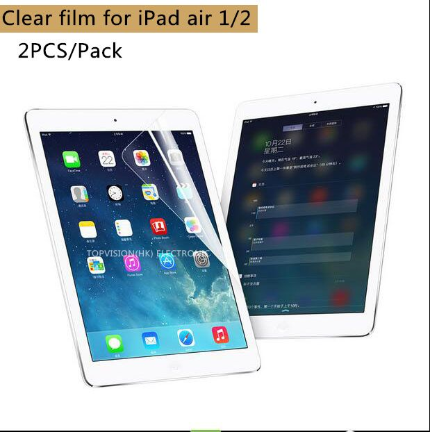2pc Pack Good Clear Front For 2017 Ipad Air 1 2 Pro 9 7
