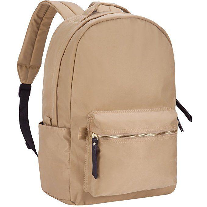 15125001a4 HawLander Nylon Backpack for Women School Bag for Girls