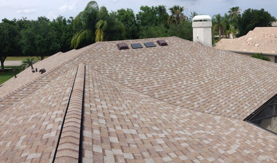 Best Baytree Roof With Mojave Tan Shingles With Images Pergola Plans Design Shingling Exterior 400 x 300