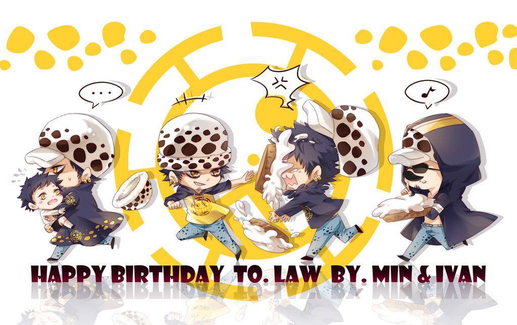 Law x 5 by minland4099.deviantart.com on @DeviantArt