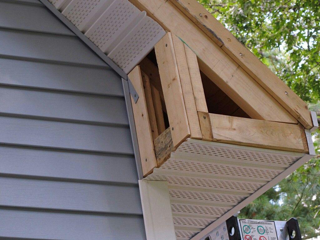 Soffit House Amp Property Repair Pinterest