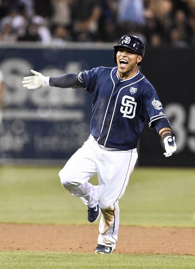 Alexi Amarista San Diego Padres San Diego Padres San Diego Padres Baseball San Diego