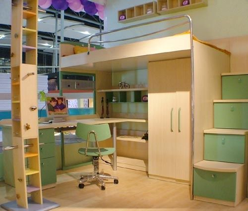 Which Of The Three Is Best For 2 Girls Ages 10 And 12 Bunk Bed With Desk Cool Loft Beds Kids Bunk Beds