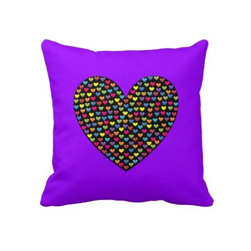 BonBon It's all about love Pillow.  $59.95