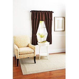 757d37479b3494459486738ba663492e - Better Homes And Gardens Crushed Taffeta Curtain Panel