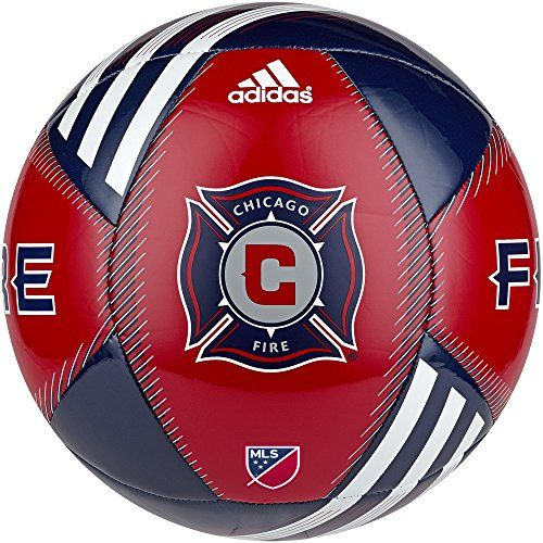 buy online 650f9 ceafd All Chicago Fire Items | Chicago fire soccer | Soccer ball ...