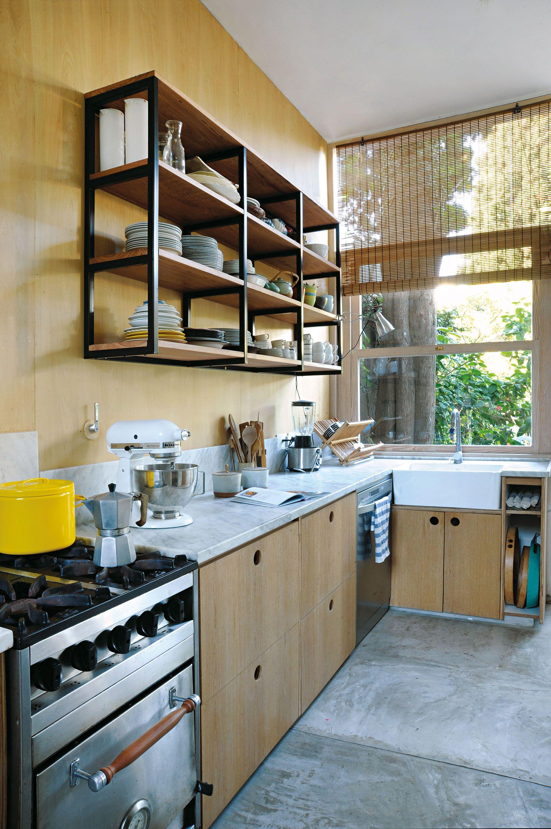 Contemporáneo Cabina De Comedor Cocina Galería - Ideas de Decoración ...