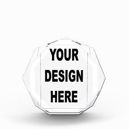 template - #Create Your Own Custom Acrylic Award template - award template