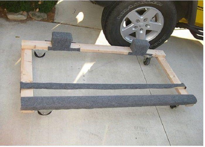 jeep wrangler jk 2007 to present how to make a hard top cart - jk