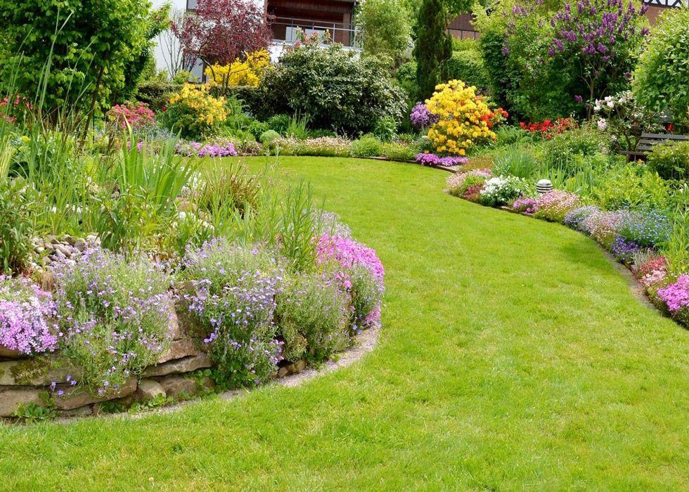 Giardino rustico u guida idee per un giardino ricco di
