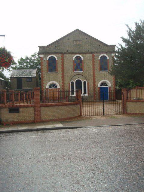 Baptist Chapel, East Park St Chatteris