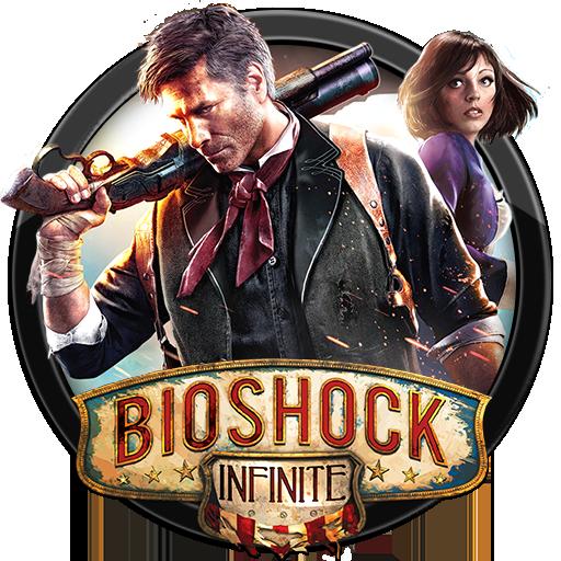 Bioshock Infinite Icon By Andonovmarko Daahekk Png 512 512 Bioshock Infinite Bioshock Program Icon
