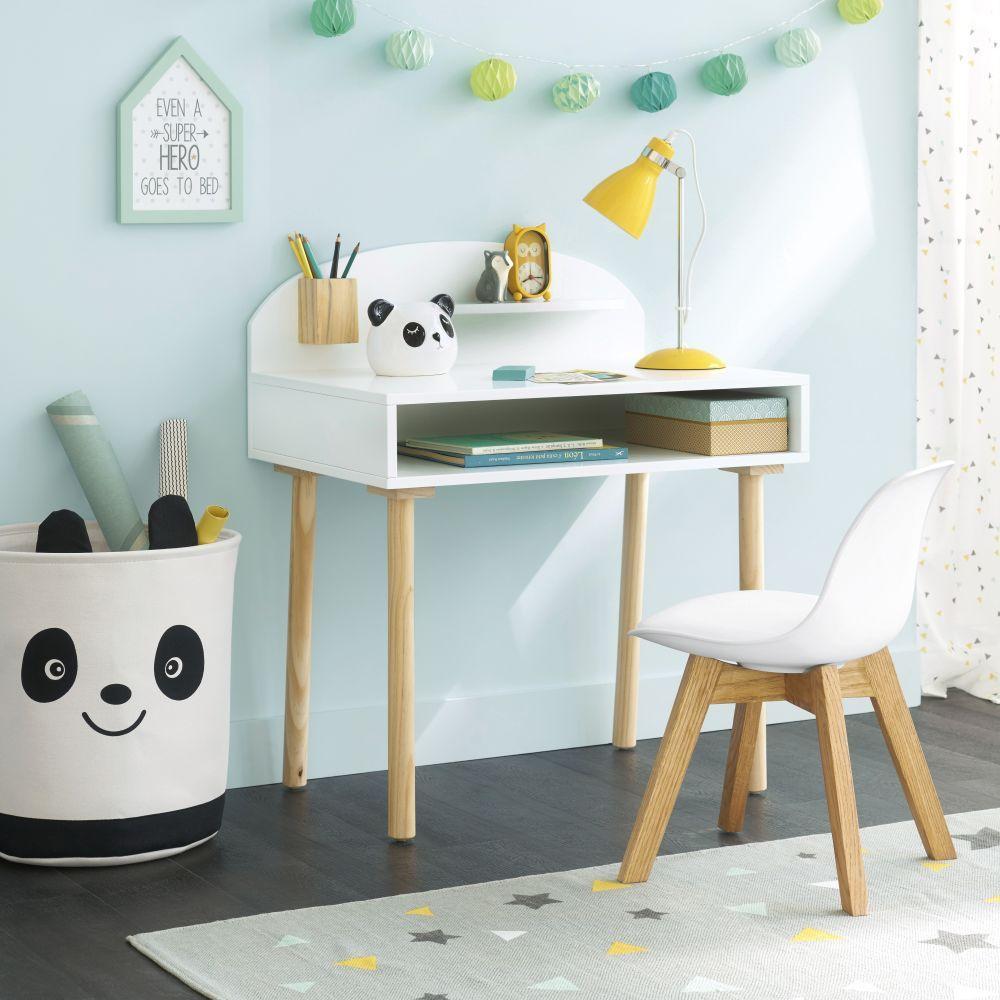 Kinderschreibtisch  Kinderschreibtisch, weiß   Desks   White desks, Desk, Baby room decor