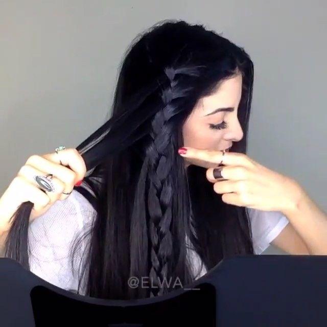 Hair By: @elwa__ ❤️ ⠀⠀⠀⠀⇰Tag a friend also ⠀⠀⠀Follow @fine.hair ⠀⠀Follow @fine.hair ⠀Follow @fine.hair Follow @fine.hair ⠀ #hair #love #hairstyle #instahair #hairstyles #haircolour #haircolor #hairdye #hairdo #diyvideo #tutorial #braid #fashion #instafashion #diy #longhair #style #video #curly #black #brown #blonde #brunette #hairoftheday #hairvideos #hairvideo #hairtutorial #hairfashion #hairofinstagram #coolhair