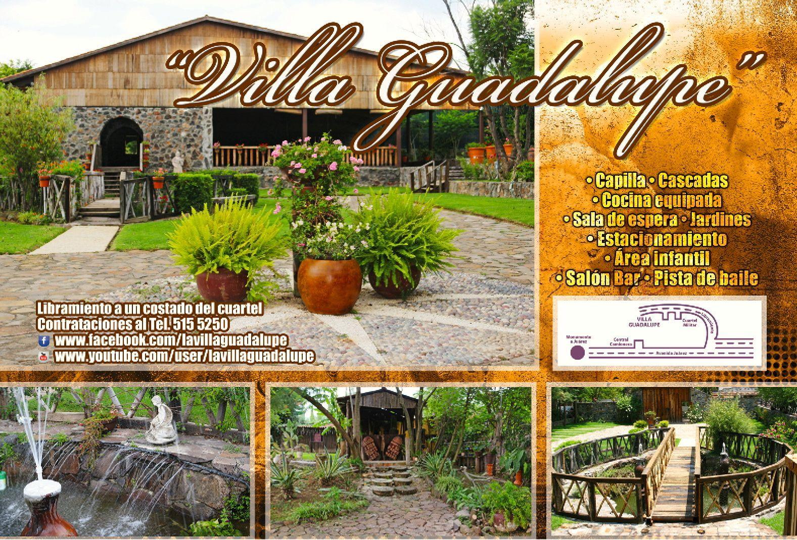 Villa Guadalupe Edici N 8 A O 3 Pinterest A Os # Nuova Muebles Zamora