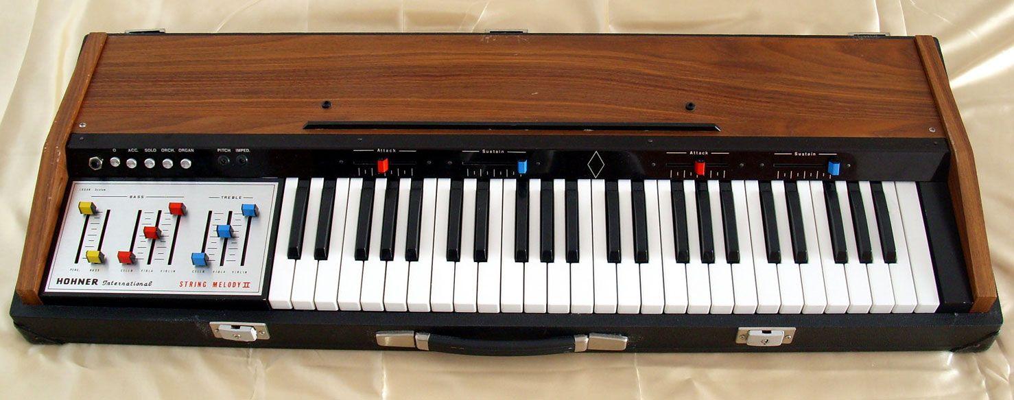 Waldorf Streichfett String Synthesizer VINTAGE SYNTH STRING ...
