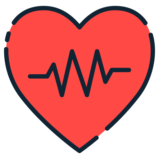 Heartbeat Free Vector Icons Designed By Good Ware Vector Icon Design Vector Free Icon