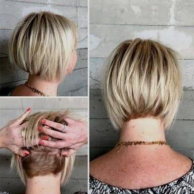 Image Result For Nape Undercut Hairstyle Women With Medium Short Hair Short Choppy Haircuts Short Choppy Hair Choppy Haircuts