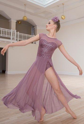 Alvivi Womens Shiny Sequined Mesh Halter Ballet Dance Dress Latin Ballroom Dancing Backless Leotard