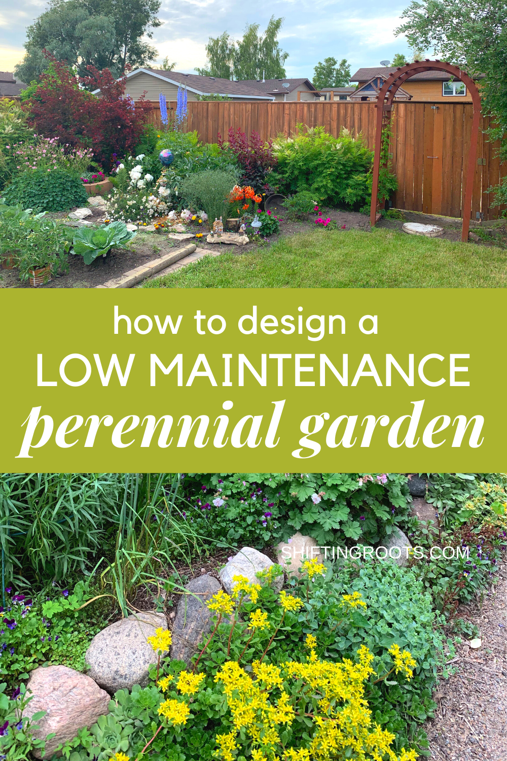 Photo of How to Plan & Design a Low Maintenance Flower Bed
