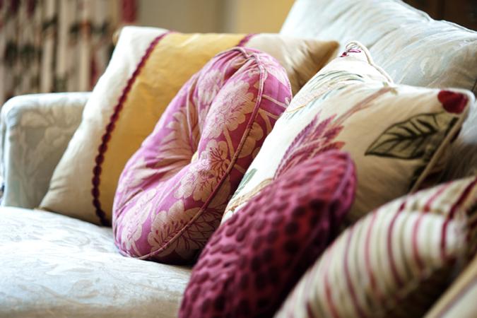 Detail shot - Christine Scott Interiors, Designers, Consultants, Berkshire, Living Rooms