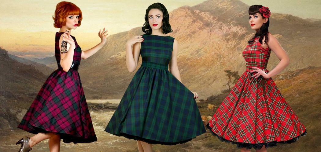 Cheap tartan dress uk