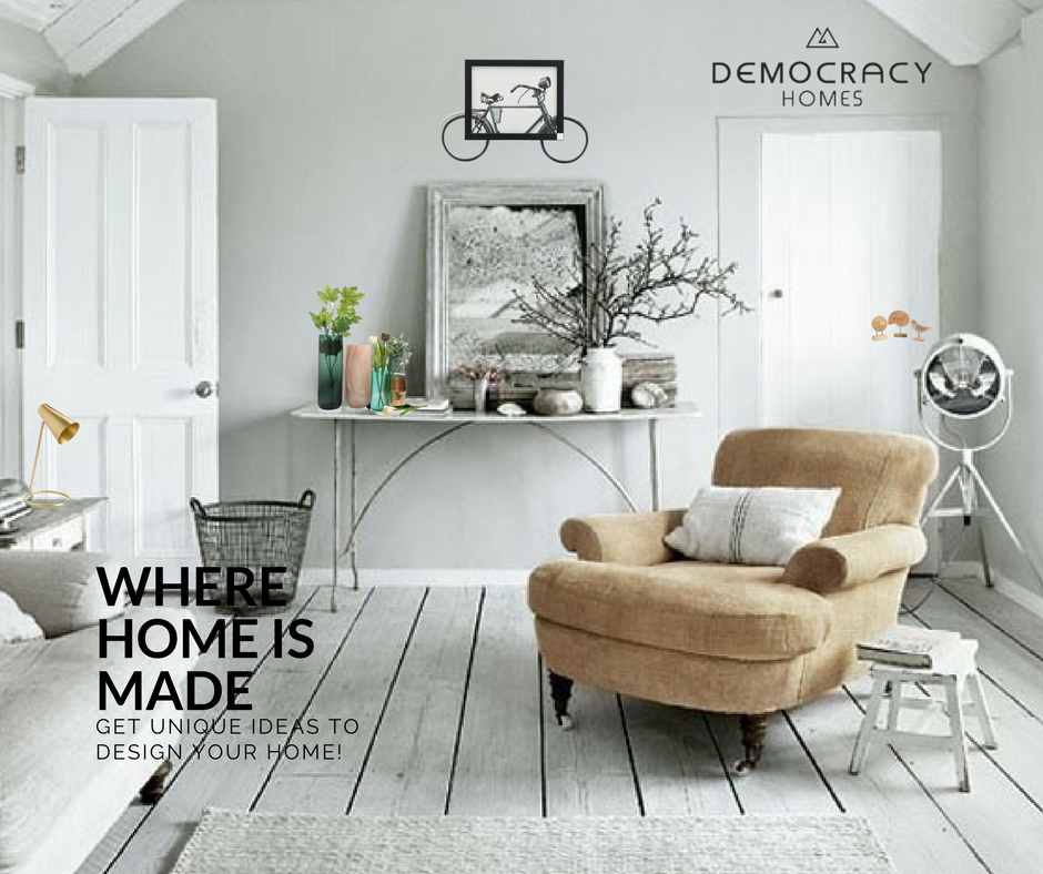#TransformYourHome With Democracy Homes Our Unique Home Decor Collection  Make Your Home Stand Out!